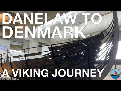 From Danelaw To Denmark: A Viking Journey // Vikings Anglo-Saxons Documentary