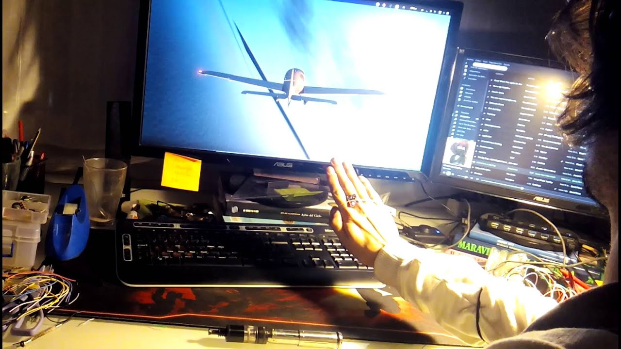 Arduino plane mpu ardsim controller youtube