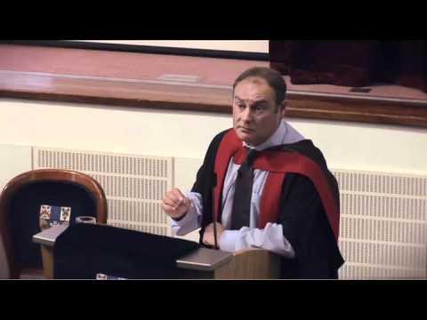 Professor Alex Law - The end of civilisation as we know it?