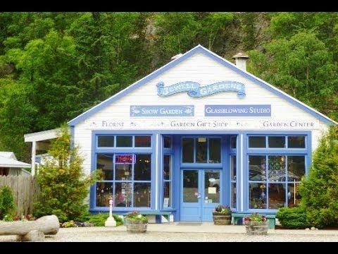 Skagway,Alaska -Jewell Gardens