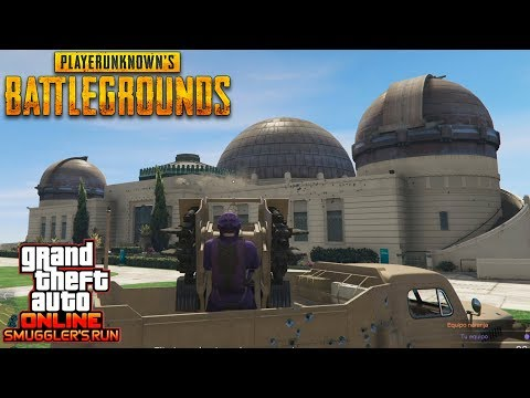 GTA 5 | 4 VS 2 QUIEN GANARÁ!! PLAYERUNKNOWN'S BATTLEGROUNDS EN GTA V - MOTOR WARS | XxStratusxX