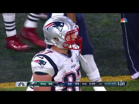 Tom Brady FUMBLES With 2 Minutes Left | Super Bowl 52 Highlights