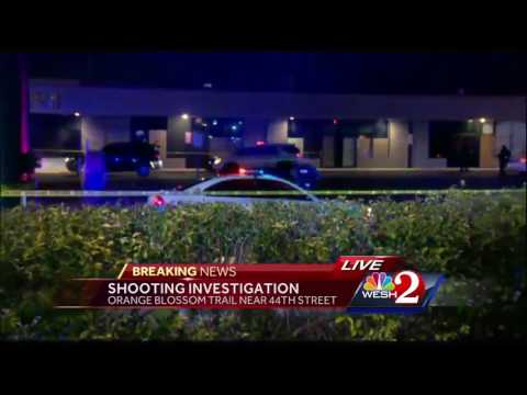 2 people shot in Orange County karaoke bar parking lot, deputies say
