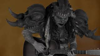 GWAR - I'll Be Your Monster (Acoustic, OFFICIAL video)
