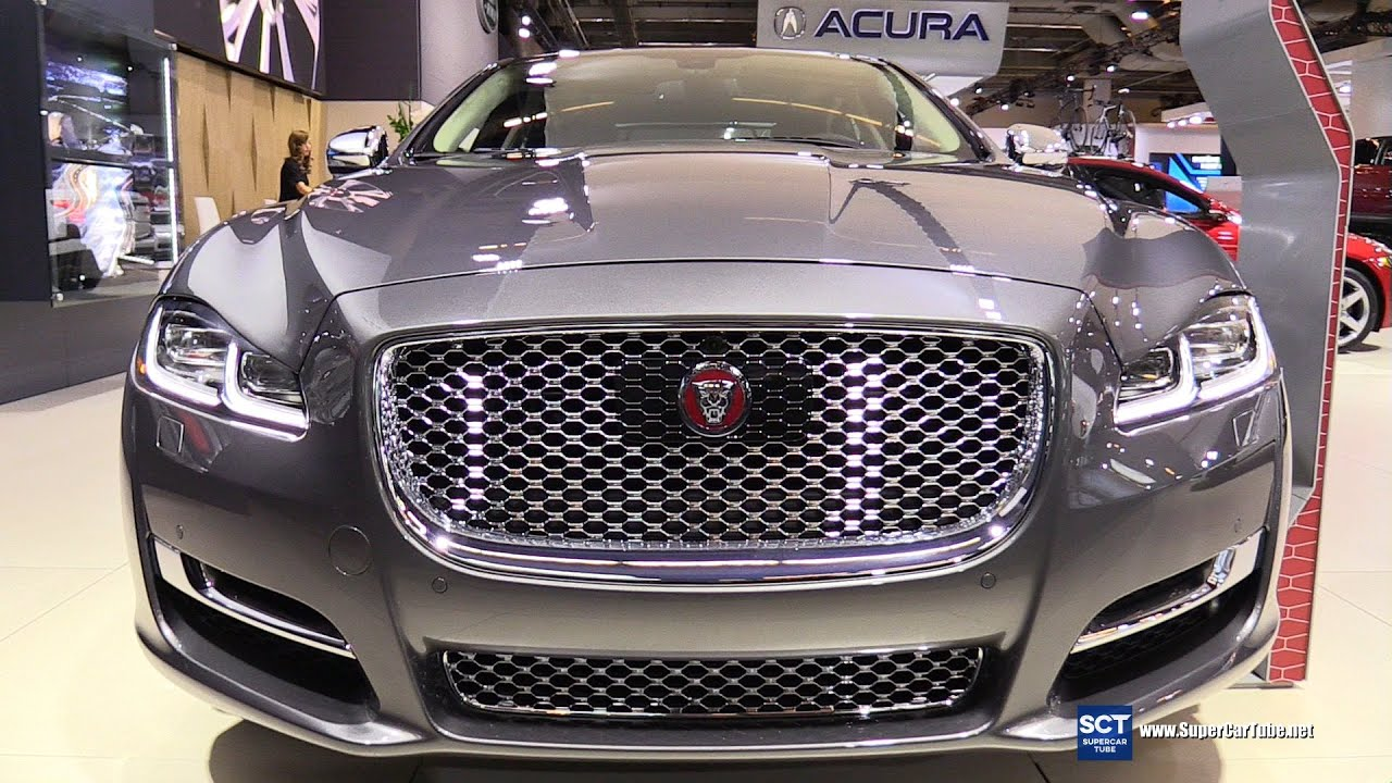 2018 jaguar xj interior. interesting jaguar 2016 jaguar xj l 30 awd  exterior and interior walkaround montreal  auto show youtube inside 2018 jaguar xj interior