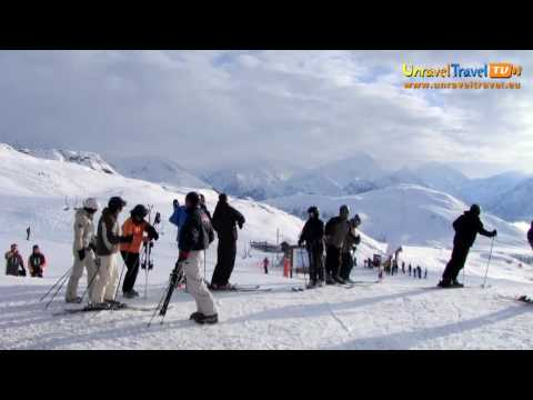 Skiing - Alpe d'Huez, France - Unravel Travel TV