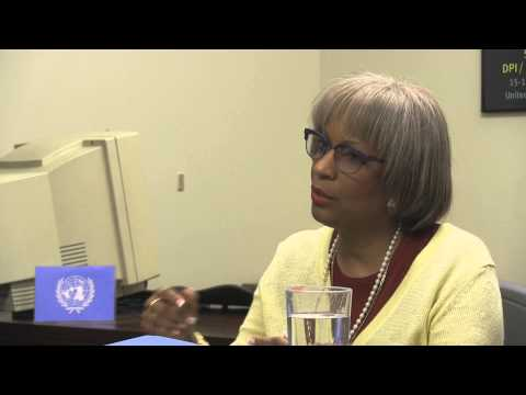 Interview with Gail Bindley-Taylor - Information Officer, UN DPI