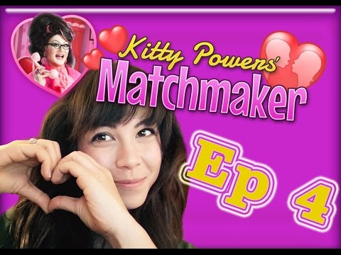 DON'T POOP YOUR PANTS! || Kitty Powers Matchmaker Ep. 4