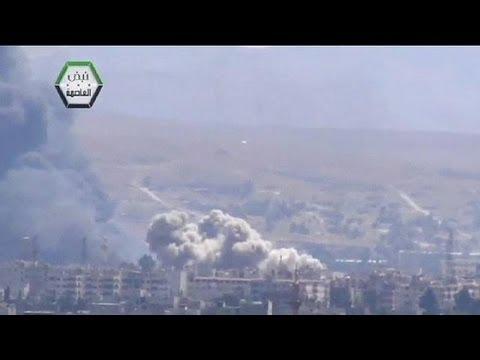 Chemische Waffen in Syrien eingesetzt