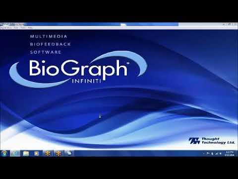 Biograph Infiniti Software Tutorial 1