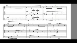 Bao La Tình Chua - piano autoplay version