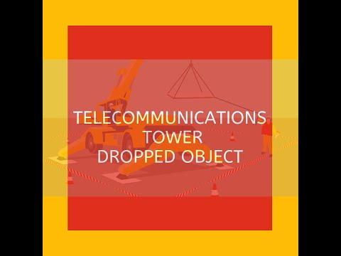 Telecommunications Tower Dropped Object