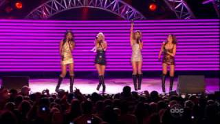 Girlicious Performs Like Me For The American Troops