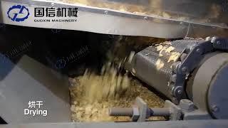 garlic drying machine