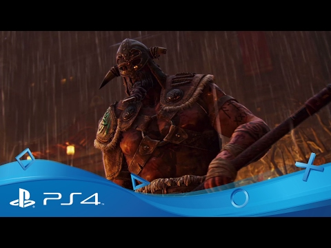 For Honor   Launch Trailer   PS4