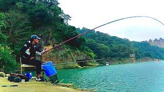 【野外釣魚】本來只是想釣小魚的,沒想到卻遇上...