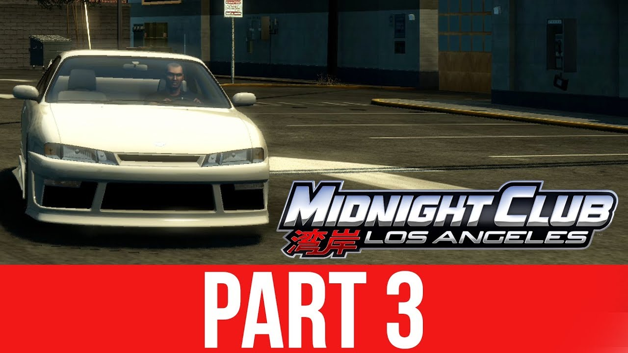 MIDNIGHT CLUB LOS ANGELES XBOX EINE Gameplay-Anleitung Teil 3 - ICH FAST VERLOREN !!! + video
