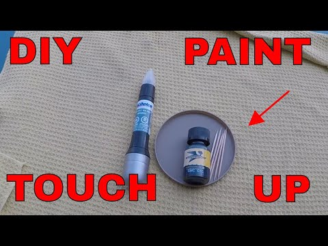 How To: Do it Yourself Rock Chip Repair
