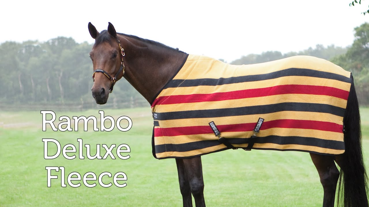 Rambo Deluxe Fleece Review You
