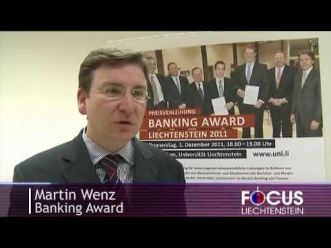 Banking Award Liechtenstein 2011