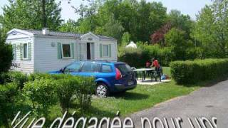 Diaporama photo camping lac de carouge savoie