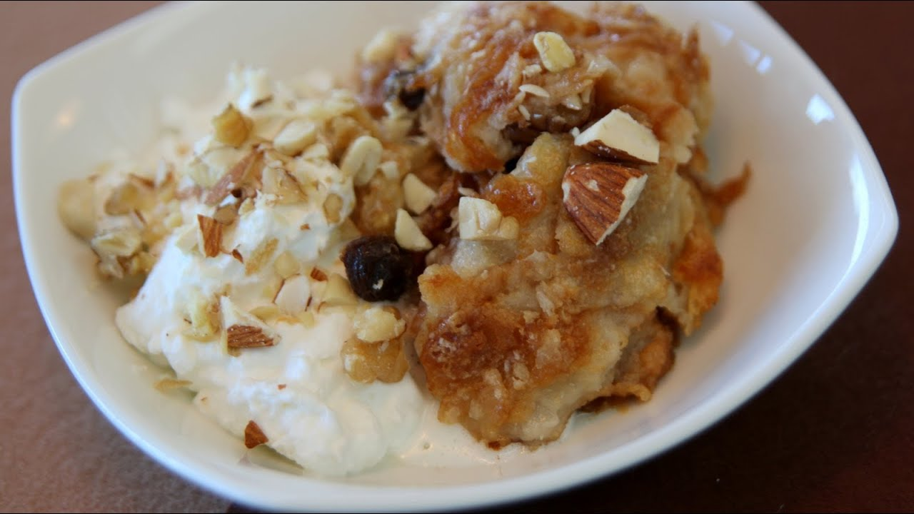 Oum ali arabic bread pudding recipe cookingwithalia episode oum ali arabic bread pudding recipe cookingwithalia episode 315 youtube forumfinder Image collections