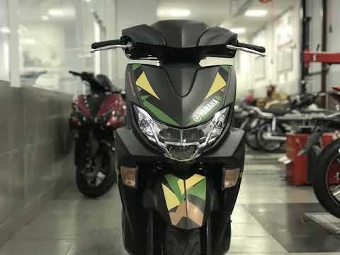 FreegoS độ Tem Bộ đội - Yamaha HCM Phúc Lộc Toàn