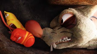 LARVA - Опасность | Мультфильм фильм | Мультфильмы для детей | WildBrain