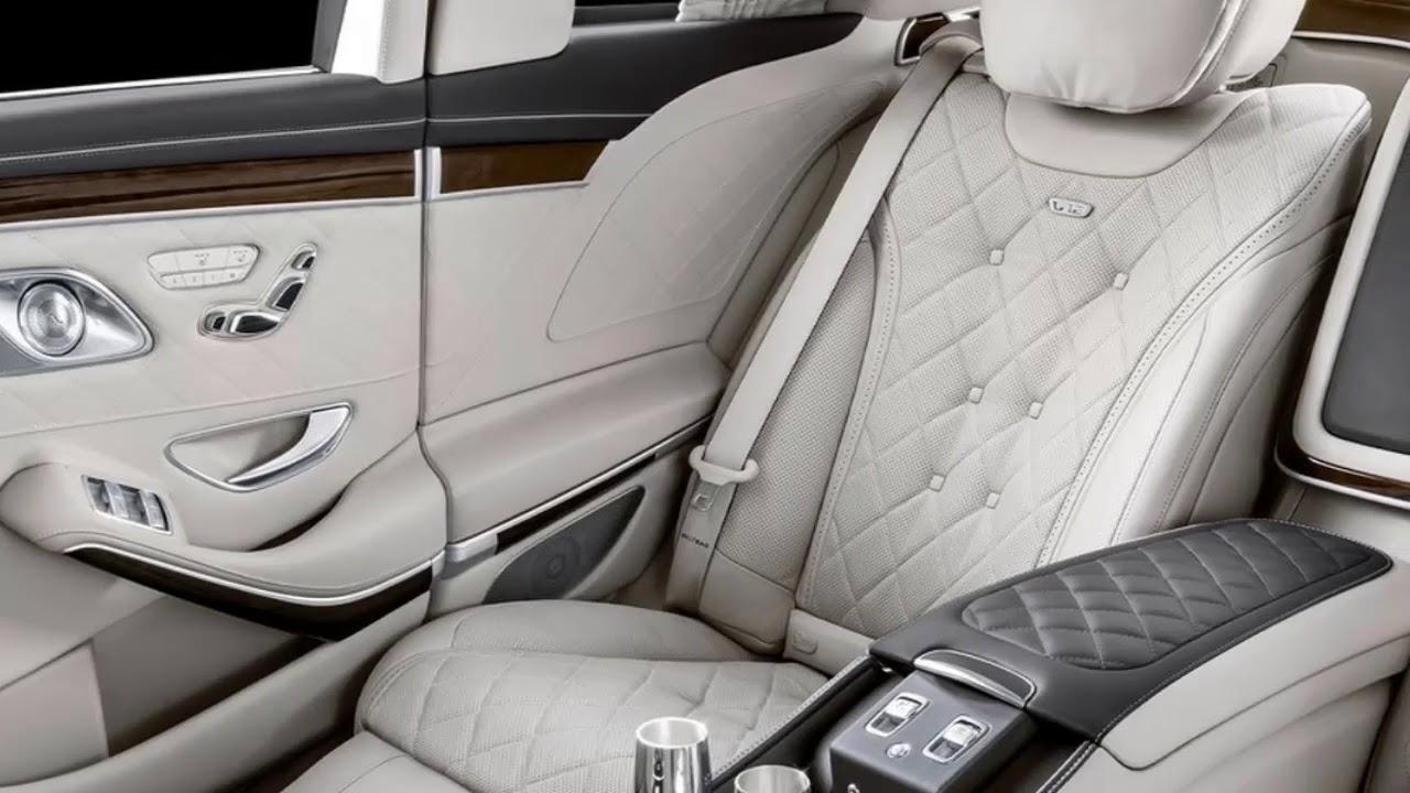 2019 Mercedes Benz S650 Pullman Maybach Interior Youtube