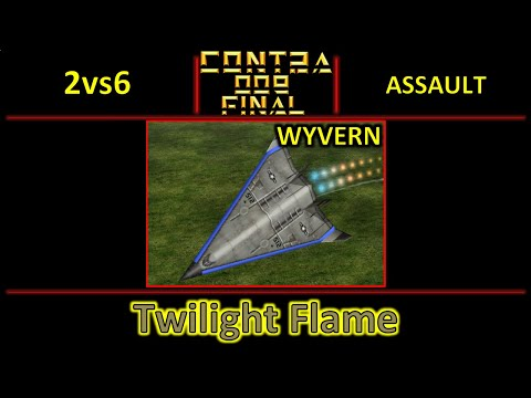 Contra 009 Final - 2vs6 - Jundiyy Paradox - Twilight Flame