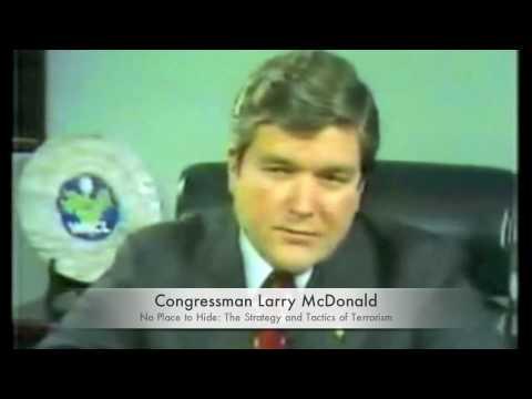 Congressman Larry McDonald on Terrorism