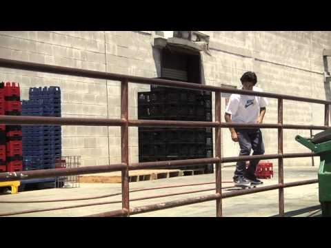 Veja o video -Nike Skateboarding: Roots In Impact with Paul Rodriguez