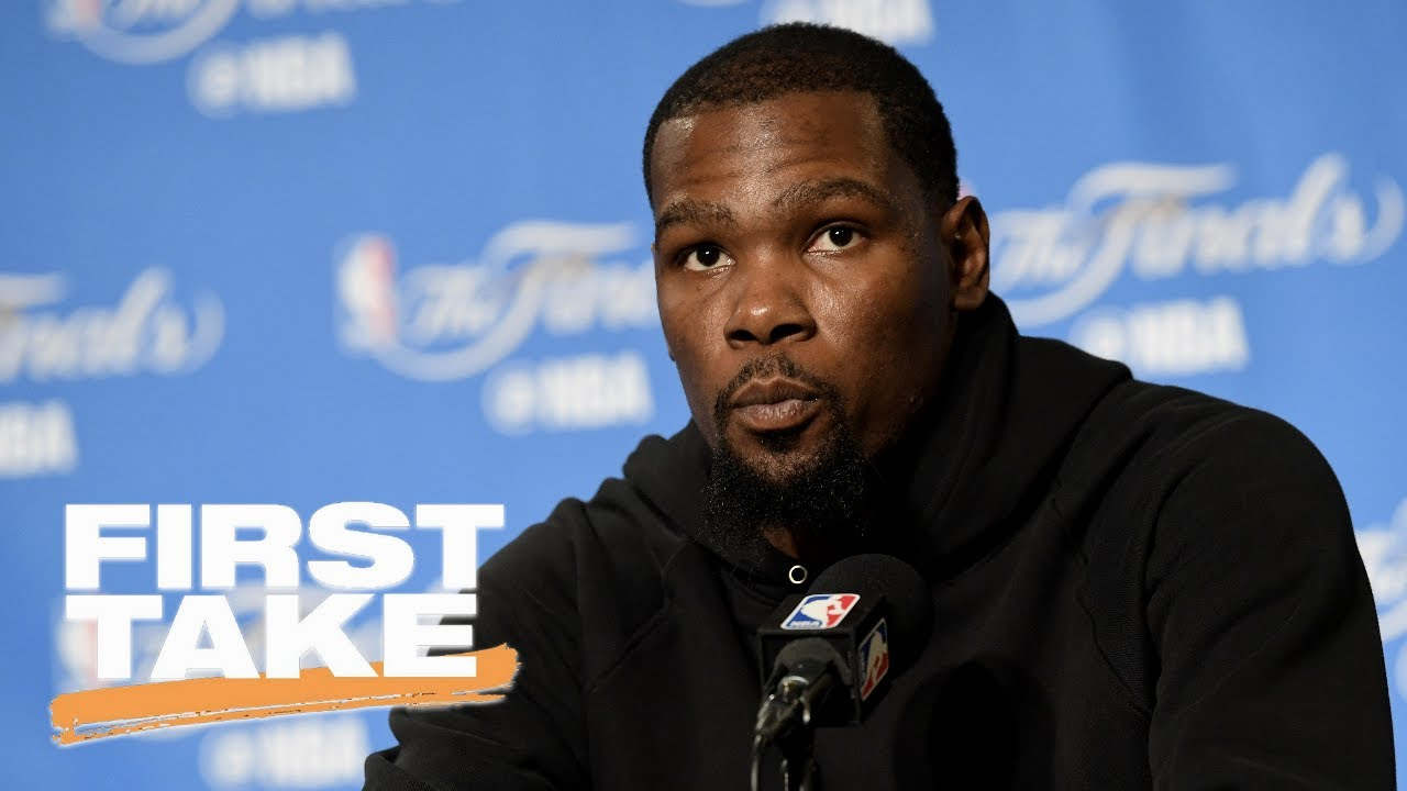 Kevin Durant ruled out Friday vs. Cavaliers
