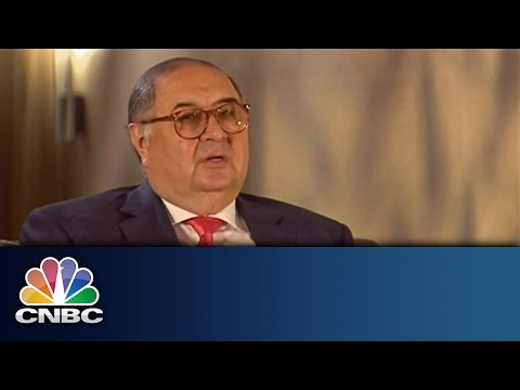 Arsenal FC Need to Strengthen in All Areas | Alisher Usmanov Exclusive | CNBC International