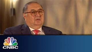 Arsenal FC Need to Strengthen in All Areas   Alisher Usmanov Exclusive   CNBC International