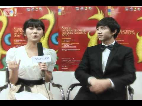 2010 Seoul Drama Awards - Exclusive Interview - Lee Seung Gi