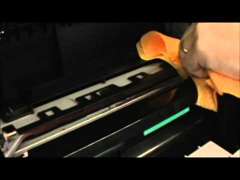 HP 4700 - How to Replace the Fuser Assembly