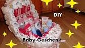 Babyzauber wie bastelt man einen windelkinderwagen? youtube