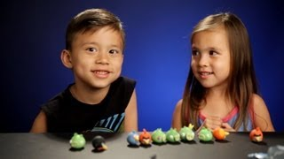 Angry Birds Puzzle Erasers (Eraseez) by Evan & Jillian
