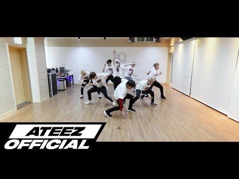 ATEEZ(에이티즈) - '해적왕(Pirate King)' Dance Practice (막내 사랑 Ver.)