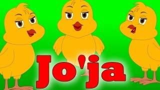 Joja | Узбекские детские песни / Болалар учун кушиклар