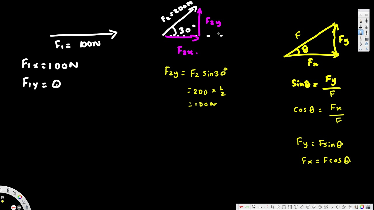 Vectors Physics Addition Subtraction Analytically Electromagnetic Subtraction Physics Videos Tutorial Adding vectors worksheet physics