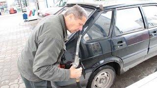 видео Проверяем качество бензина в домашних условиях