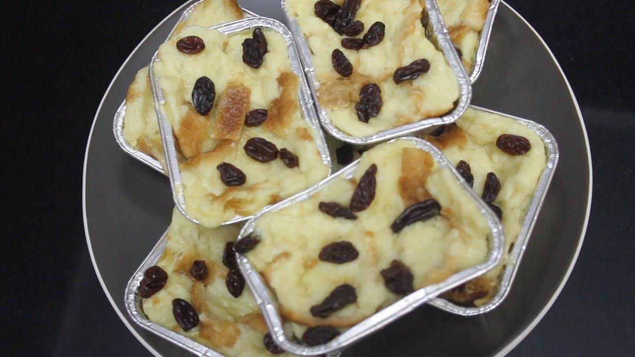 Resep Puding Roti Tawar Kukus Dapur Dina