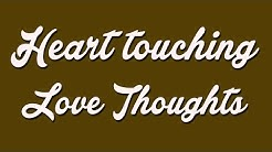 Heart Touching Love Quotes Collection.