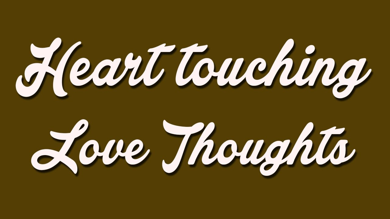 Heart Touching Love Quotes Collection. - YouTube