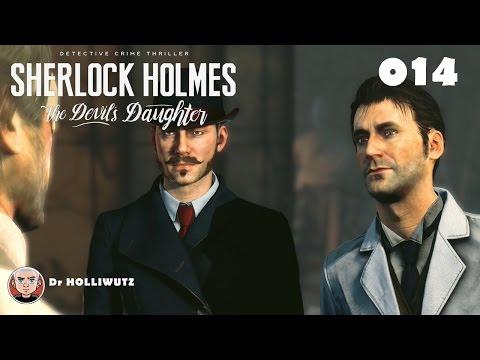 Sherlock Holmes #014 - Der Mörder Zacharias Greystokes [XBO][HD] | Let's Play The Devil's Daughter
