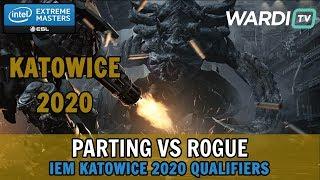 PartinG vs Rogue (PvZ) - IEM Katowice 2020 Qualifiers