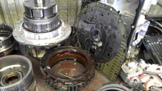 Allison LCT 1000 Transmission with Trouble Code P0776 PCS B - Transmission Repair
