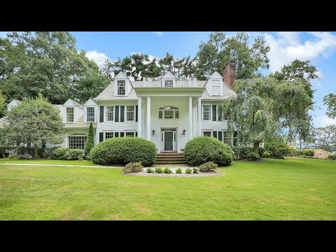 1 Belle Haven Place Greenwich CT Real Estate 06830